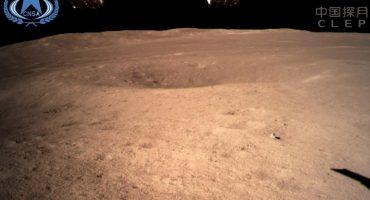 China se convirtió en el primer país en alunizar en la cara oculta de la Luna