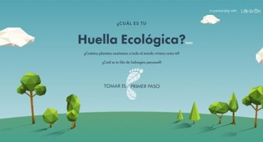 Aprender y enseñar sostenibilidad: la calculadora de huella ecológica