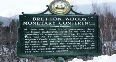 ¿Qué fue Bretton Woods?