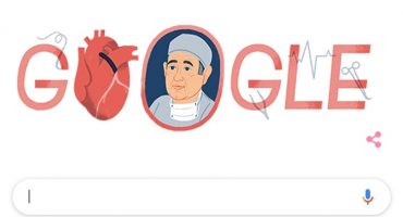 A 96 años de su nacimiento, Google homenajea a René Favaloro con un doodle
