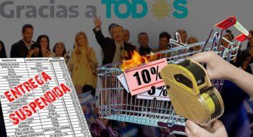 Economía en shock: sin precios, las ventas se paralizan a la espera de que se despeje la incertidumbre con el dólar