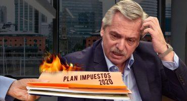 """Expertos tributaristas califican de """"dislate"""" el plan de impuestos que elaboró equipo de Alberto F."""