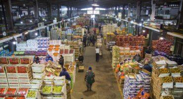 Mercado central: Baja de precios acordada en frutas y verduras