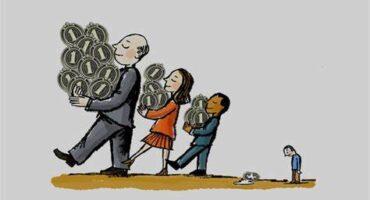 Pobreza, desigualdad y meritocracia